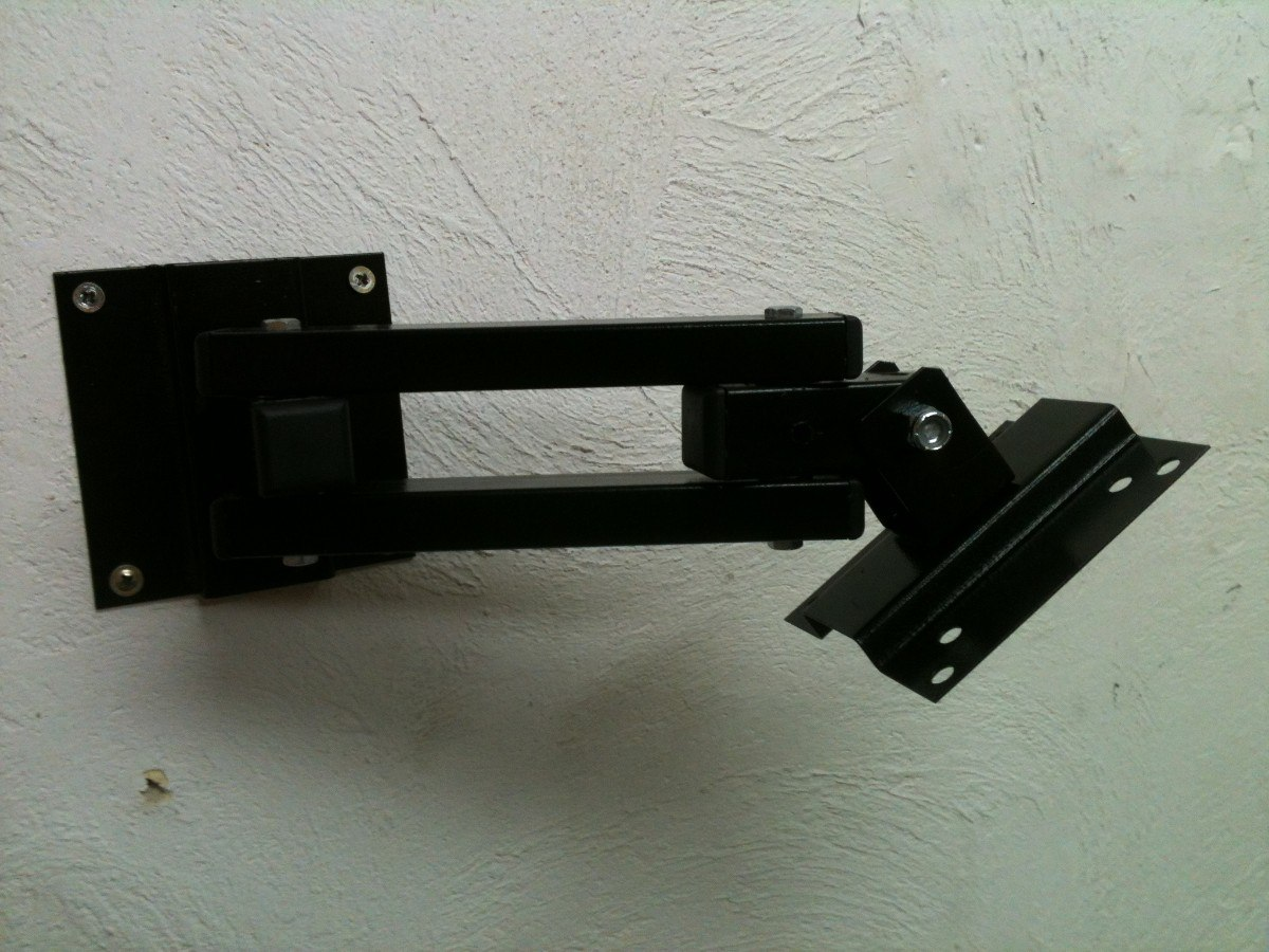 Suporte articulado tv monitor lcd led plasma 3d r 34 90 - Soporte articulado tv ...