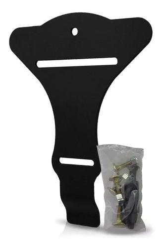 suporte bagageiro bau bauleto honda sh 300/150 até 2018