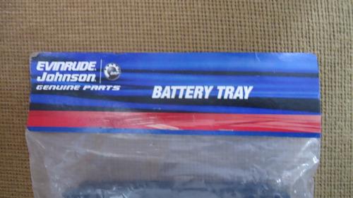 suporte bandeja para baterias em barcos lanchas original