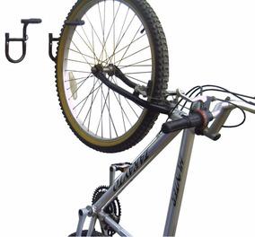 7c2adc306 Suporte De Parede Com Roldana - Peças para Bicicletas no Mercado Livre  Brasil