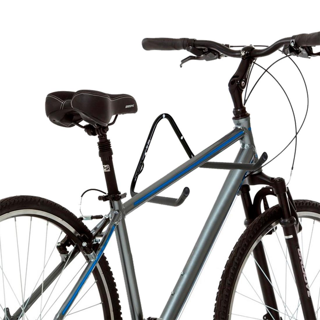 a3c8f97da suporte bike de parede eqmax prata para 2 bikes. Carregando zoom.