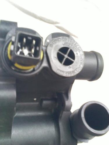 suporte bomba agua gol 1.0 97 99 valvula sensor vw original