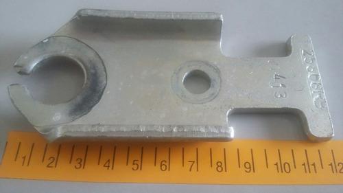 suporte cabo embreagem caixa marcha renault  sandero logan