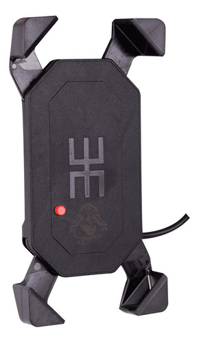 suporte carregador gps celular aranha harley street glide