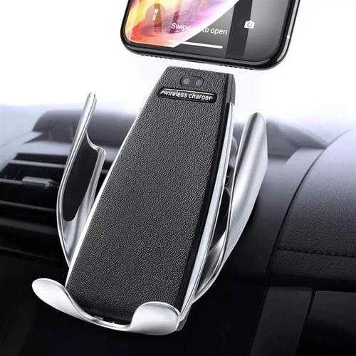 suporte celular carregador wireless sem fio carro qi fast