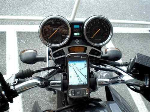 suporte celular gps moto bike universal motorola apple nokia
