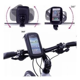 Suporte Celular Impermeável P/ Bicicleta E Moto Promoção