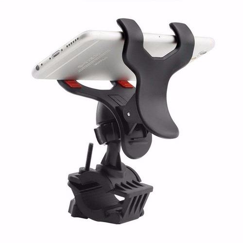 suporte celular smartphone p/ pedestal de microfone