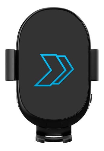 suporte celular veicular com carregamento sem fio ft charger