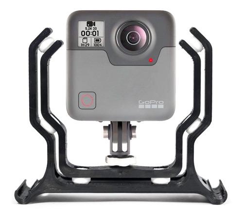 suporte câmeras pesadas / 360 anti-vibra dji phantom 3 ou 4