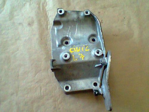suporte compressor ar civic 1.7 2001/2006