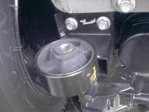 suporte coxim motor frontal chery qq