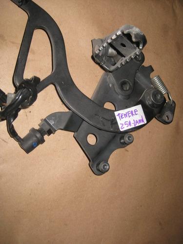suporte da pedaleira tenere 250 r$ 83,00 so o suporte