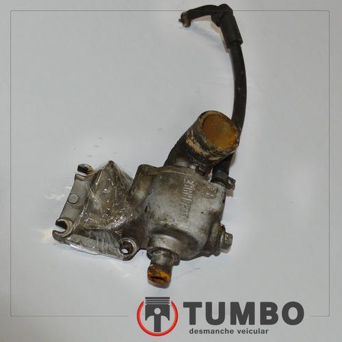 suporte da válvula termostática da s10 motor maxion 2.5