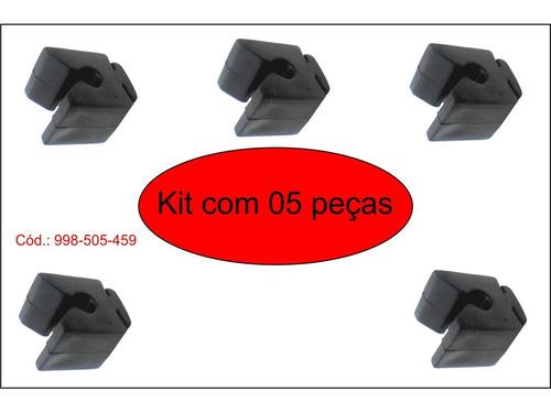 suporte da vareta do capô monza até 90 5 peças