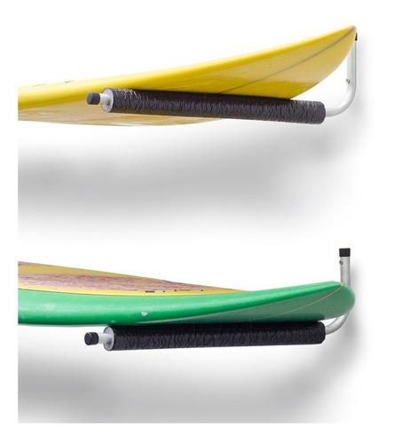 suporte de alumínio l prancha de surf com parafusos de inox