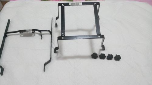 suporte de baú para cg 150