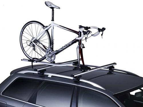 suporte de bicicleta bike thule transbike calha 561 outride