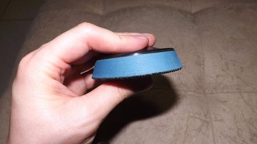 suporte de boinas para politriz rosca 5/8 3 polegadas