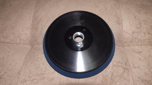 suporte de boinas para politriz rosca 5/8 5 polegadas