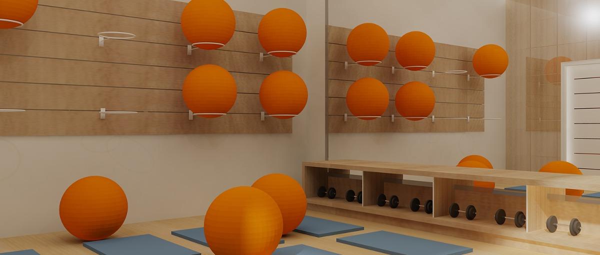 suporte de bola suiça ou pilates para painel canaletado bra. Carregando  zoom. b33cdfd7ff03c
