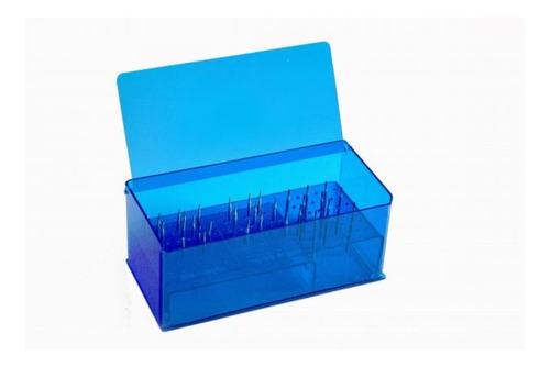 suporte de broca agir organizador 108 cavidades 2 unidades