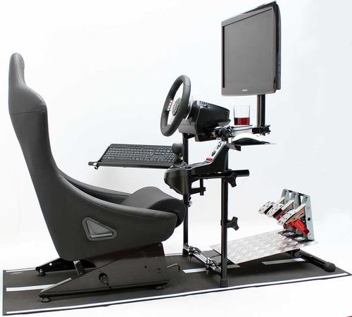 suporte de button box para cockpit ou suporte águia