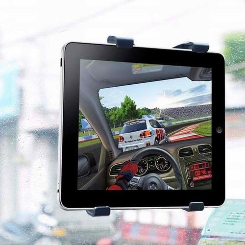 suporte de carro veicular p/ apple ipad 2 xoom galaxy tablet