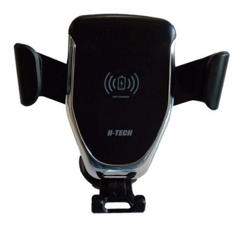 suporte de celular carregador wireless indução 12v full