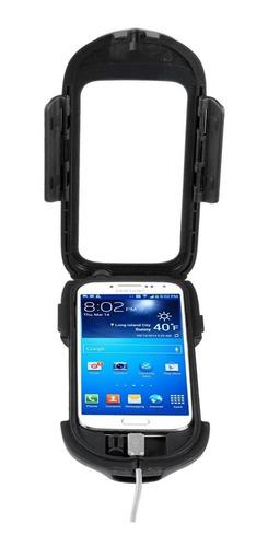suporte de celular para guidão samsung s4 interphone