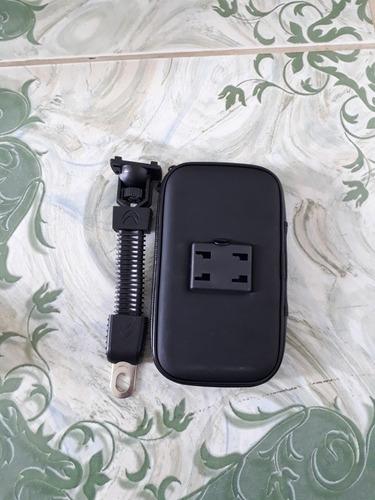 suporte de celular para moto .