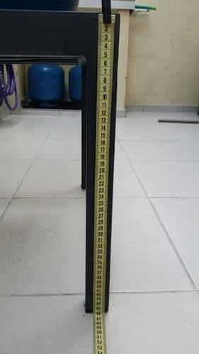 suporte de chapa de aço para sustentar tambores até 400 kg