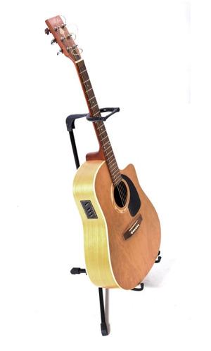 suporte de chão para violão / guitarra / baixo ibox gt1
