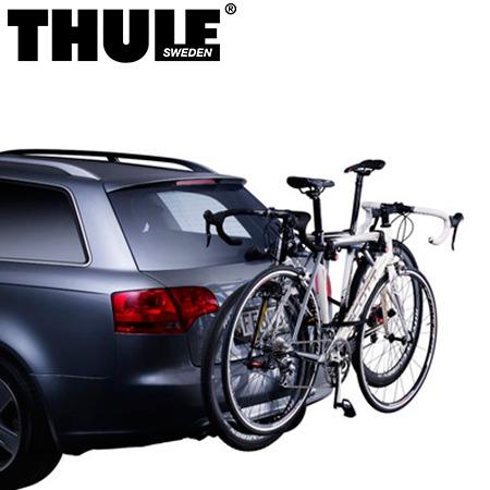 a9e3ba198 Suporte De Engate Para 2 Bicicletas Thule Xpress 970 - R  699
