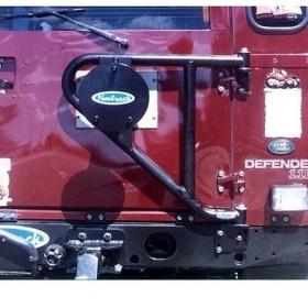 Suporte De Estepe Articulável Land Rover Defender 110 2004