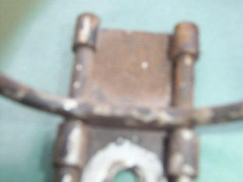 suporte de extintor antigo p/ carros mais antigos linha vw