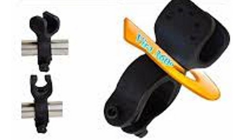 suporte de lanterna bike universal para guidão.