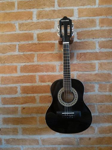 suporte de madeira p/ violão / guitarra / cavaquinho / baixo