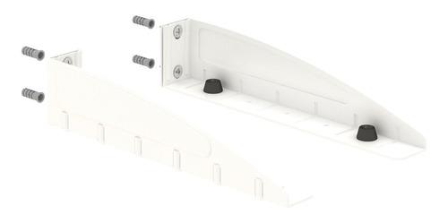 suporte de microondas forno elétrico f-decor 7 cores