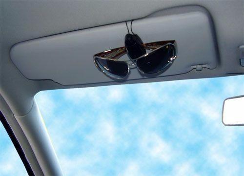 suporte de óculos para quebra sol de carro frete fixo