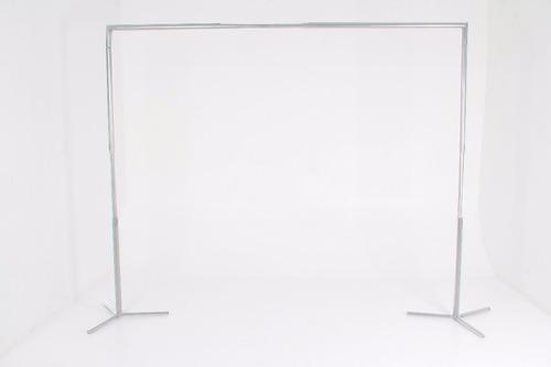 suporte de painel e de tela para bexiga, 4x2