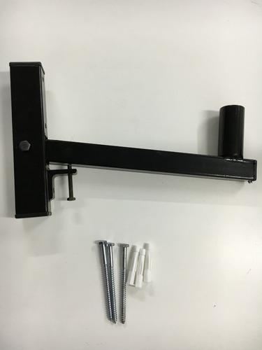 suporte de parede es para caixas acústicas