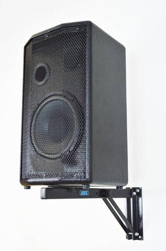 suporte de parede p/ caixa de som grande regulável ask ch10