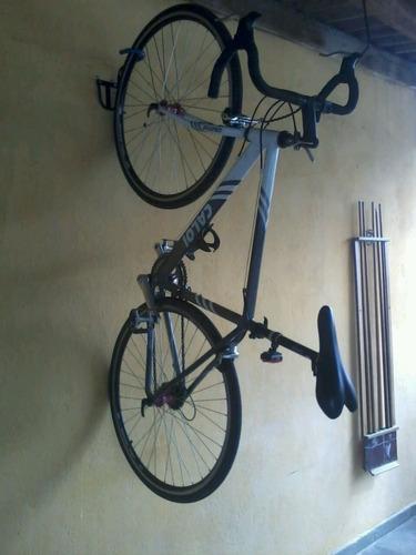 suporte de parede para bicicletas