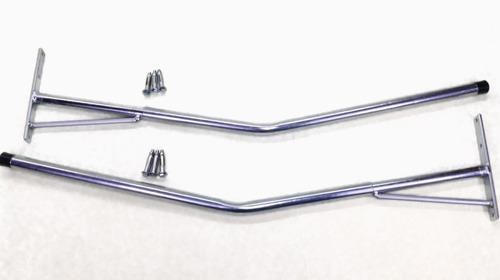 suporte  de parede para caiaques - 3 barras (leia descrição)