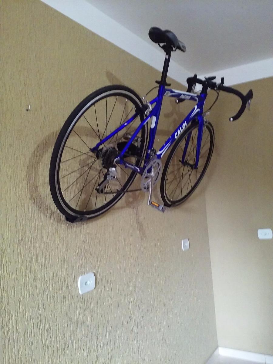 7ca0e7dd4 Suporte De Parede Resistente Para Bicicleta Mtb Bike Preto - R  40 ...
