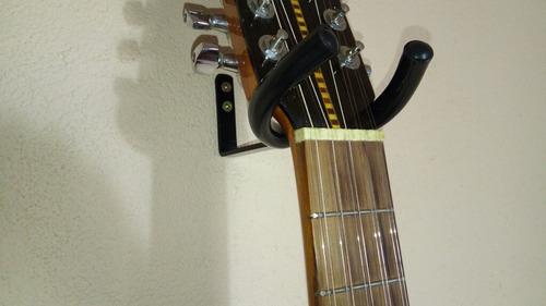 suporte de parede violão, guitarra, baixo, viola caipira.