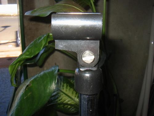 suporte de pedestal leson para microfone
