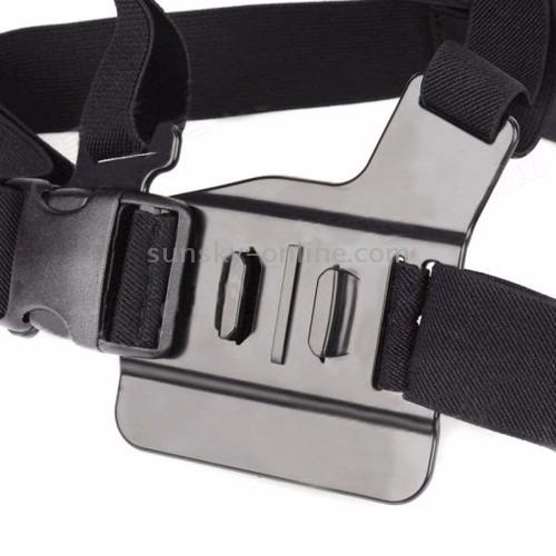 suporte de peito faixa elástico cinta ajustável hero 8