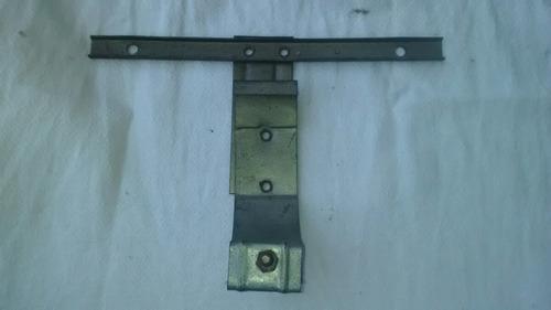 suporte de placa dianteiro / fusca até 1970